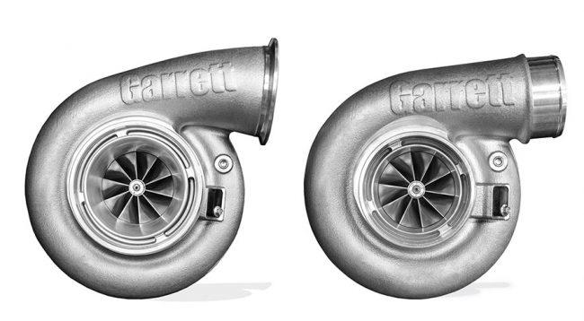 Prodotti Garrett serie G42 - FTS Racing